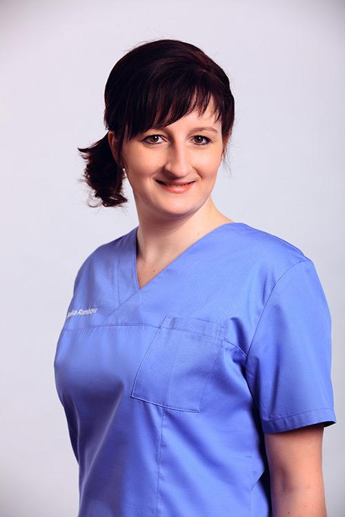 Zahnarztpraxis Zarrentin, Anika Rambow