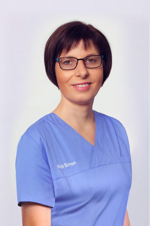 Zahnarztpraxis Zarrentin, Anja Simon