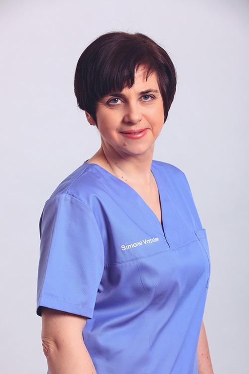 Zahnarztpraxis Zarrentin, Simone Vossler